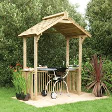 barbecue shelters