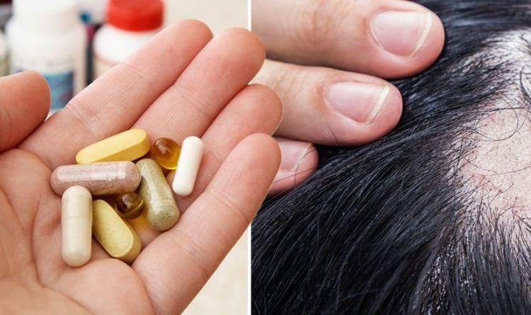 Hair Growth Pills